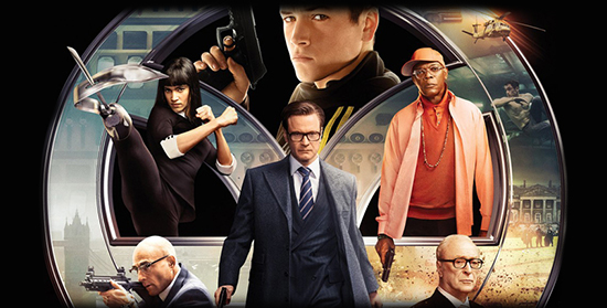 İzledim: The Kingsman