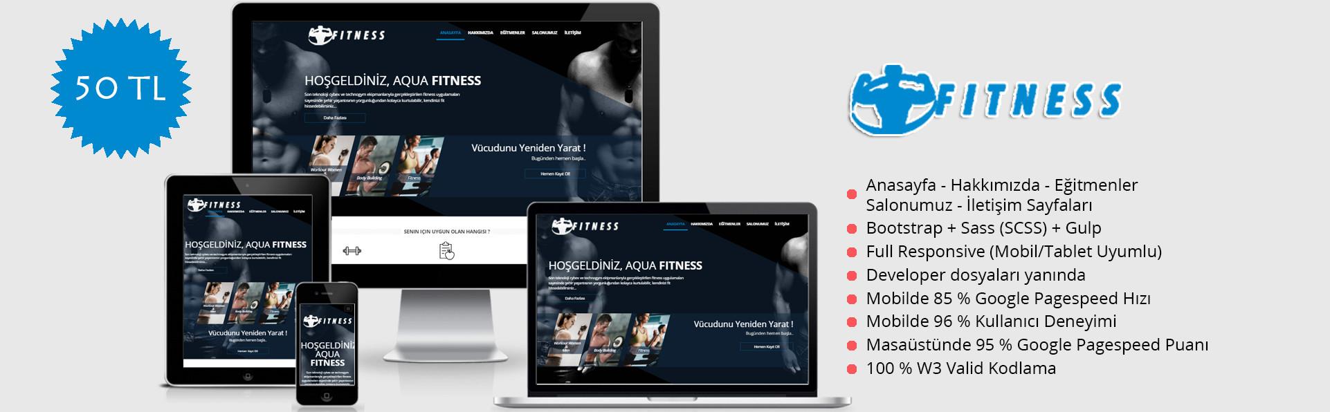 Fitness & Spor Salonu Satış 1